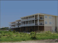 photo of Yaupon Dunes building in Oak Island, NC