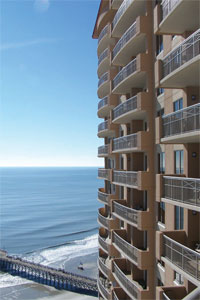 Margate Towers in Myrtle Beach, South Carolina